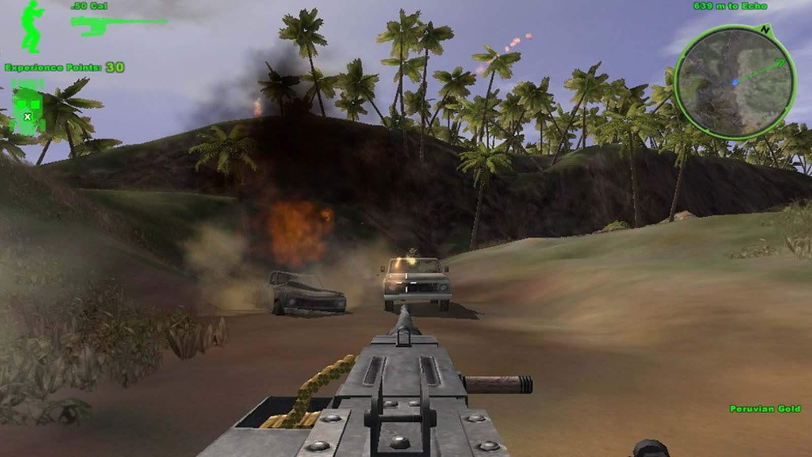 تحميل لعبة Delta Force Xtreme 2 مضغوطة برابط واحد مباشر كاملة مجانا