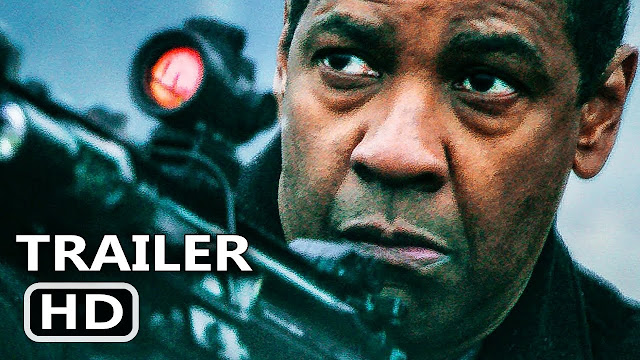Film : The-Equalizer 2 (Trailer 2018)