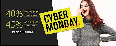 BLACK FRIDAY i CYBER MONDAY w Shein