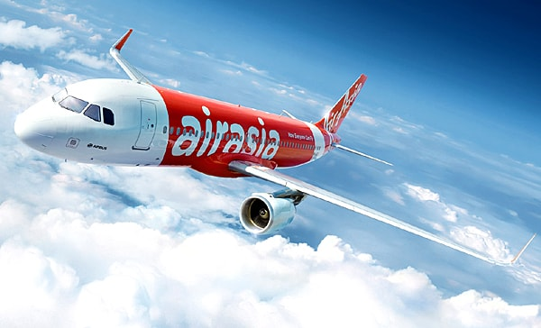 Budget Airlines AirAsia