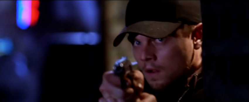 dicaprio in the departed
