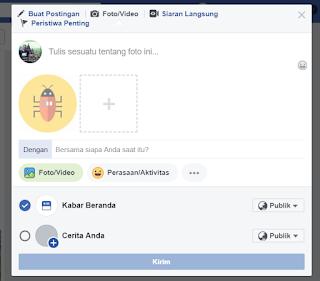 Cara Menyembunyikan dan Mengunci Foto pada Facebook di Tahun 2018