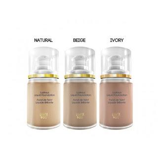Foundation Inez dari Inez Kosmetik