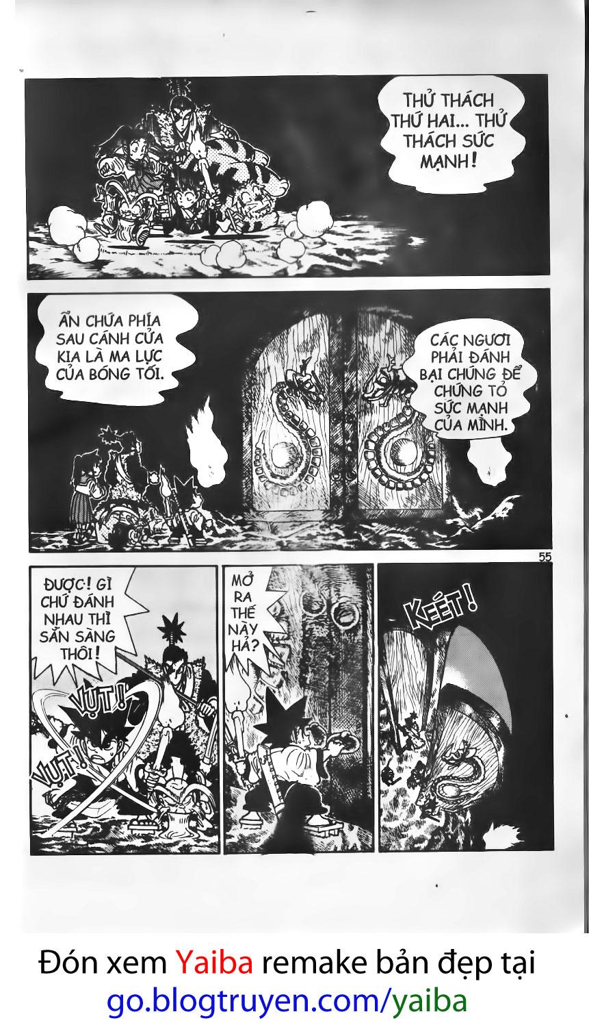 Yaiba chap 113 trang 18