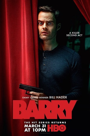 Watch Online Free Barry S02 Full Episodes Barry (S02) Season 2 Full English Download 480p 720p HEVC All Episodes