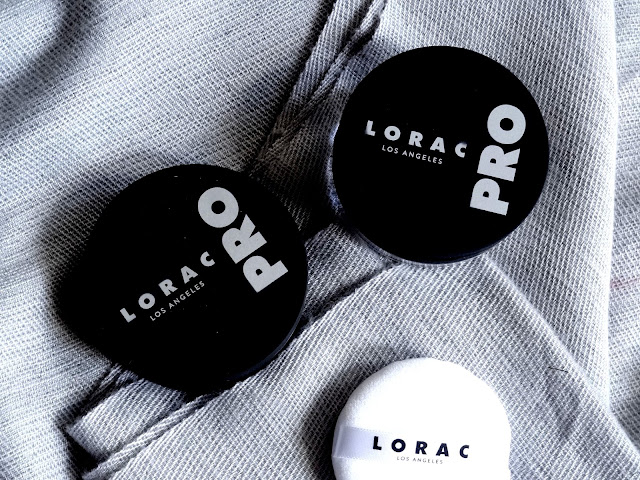 LORAC Pro Blurring Translucent Pressed and Loose Powders