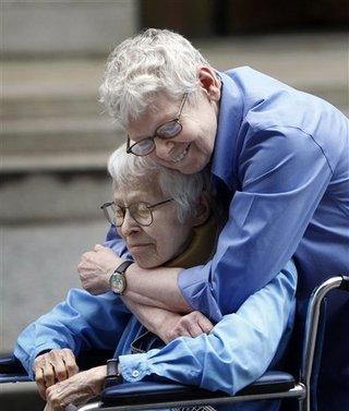 Lesbian Marriage Ceremonies 40