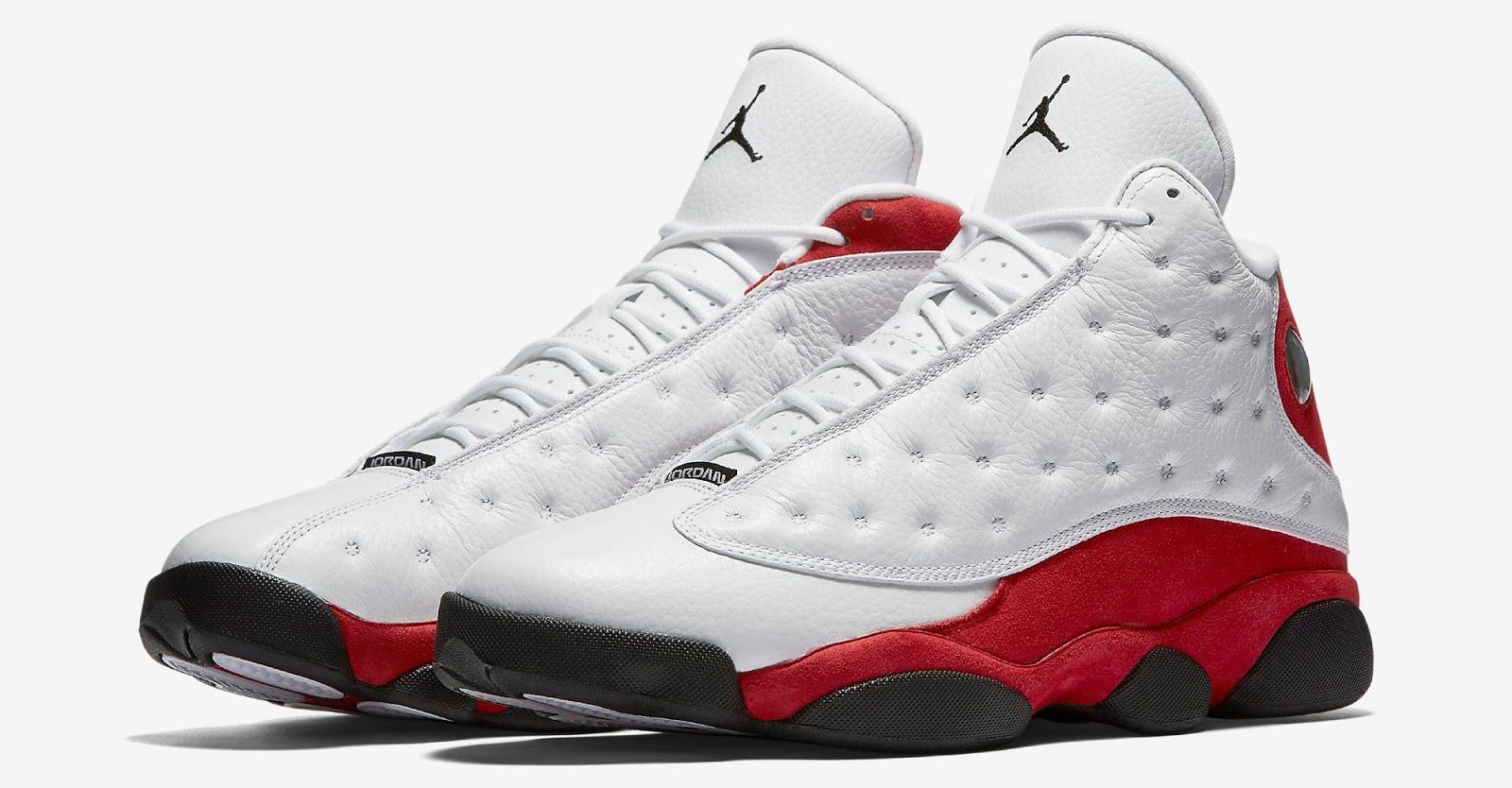 quality design 27890 bcbf3 Air Jordan 13 Retro