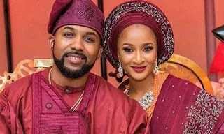 Banky W & Adesua Etomi Hit The Streets Of Dubia In Style