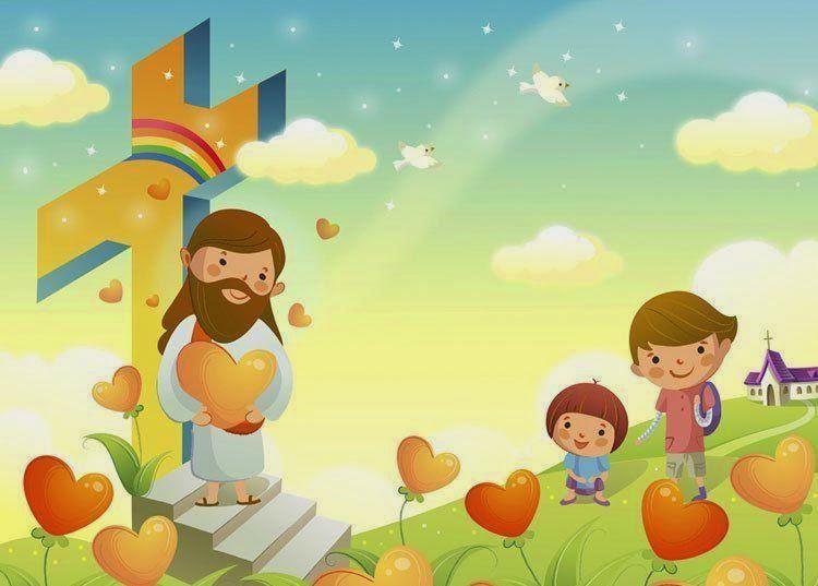 Catequesis Primera Unia N El Credo Para Colorear Espagnol: EL TELESCOPIO: Los Niños Formados Religiosamente Tienen