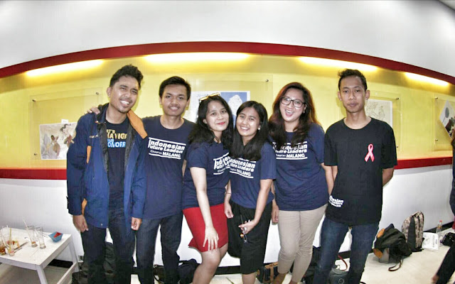Gustian Ri'pi, IFL Malang