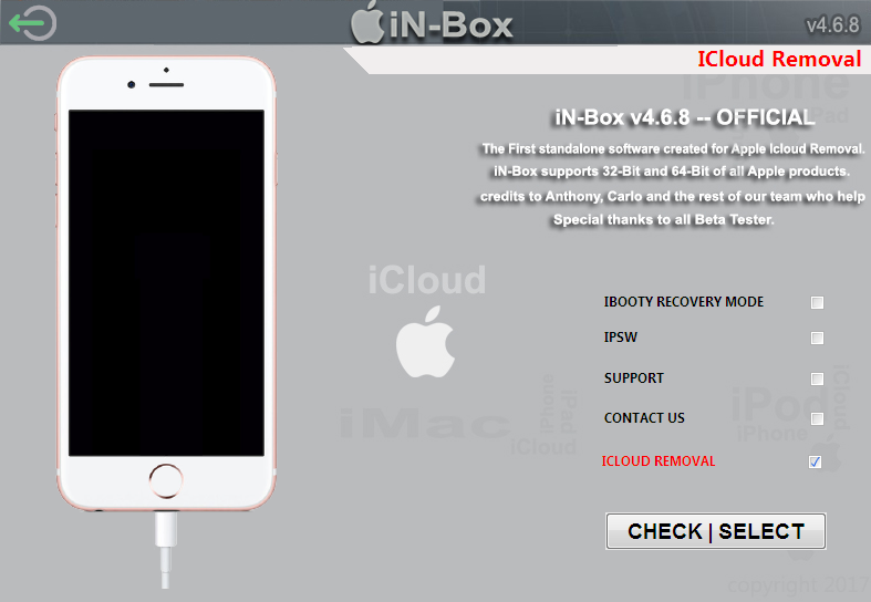 ice_screenshot_20170404-152448 iphone 6 ICLOUD Lock Remove Any IOS Free Unlock Tool iN-Box V4.8.0 Without Password Free iPhone Jailbreak