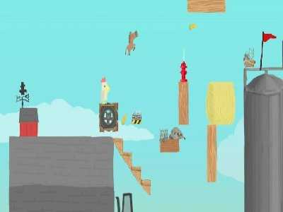 Ultimate Chicken Horse wallpapers, screenshots, images, photos, cover, poster