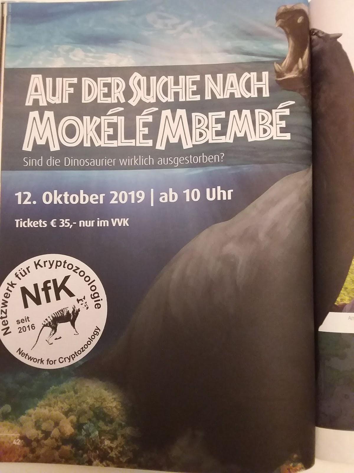 MOKELE - MBEMBE EXPEDITIONS