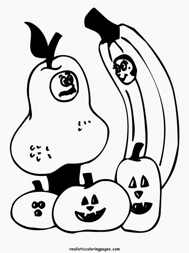 Happy halloween coloring pages realistic coloring pages for Happy halloween coloring pages printable