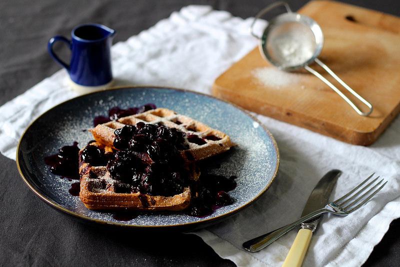 best vegan waffle recipe no dairy no egg