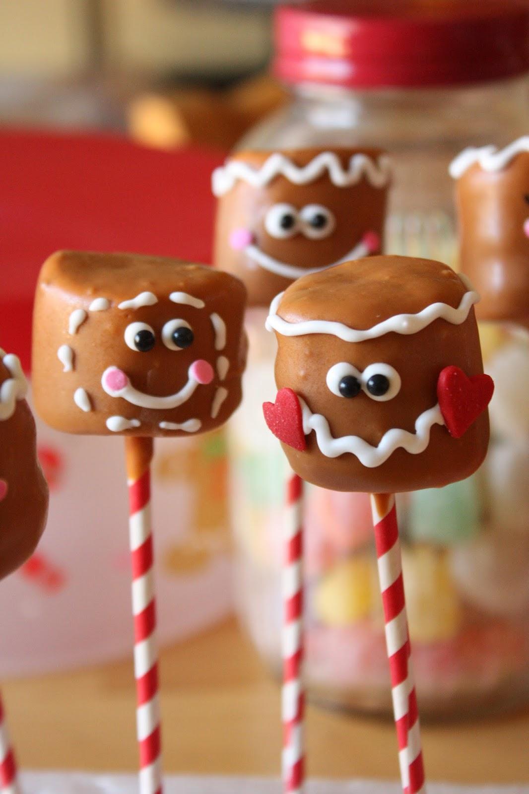 Munchkin Munchies Marshmallow Gingerbread Men Pops