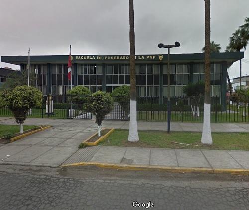 Escuela de Posgrado de la PNP (ESCPOGRA PNP)
