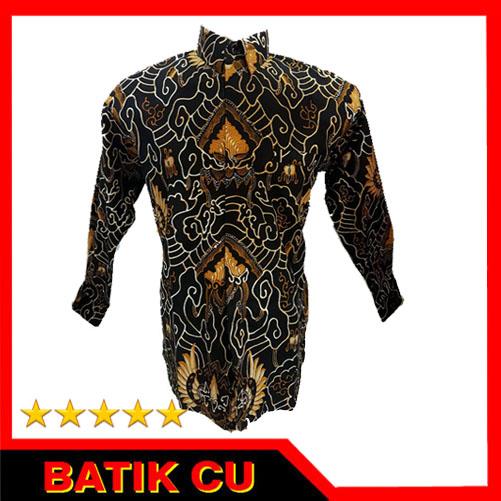 4 Penemu Batik Tulis: Kemeja Batik Tulis Khas Cirebon