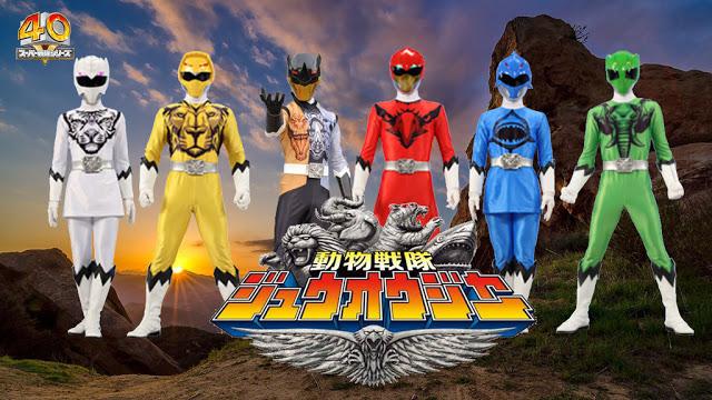 Dobutsu Sentai Zyuohger Episode 01 – 48 BATCH Subtitle Indonesia