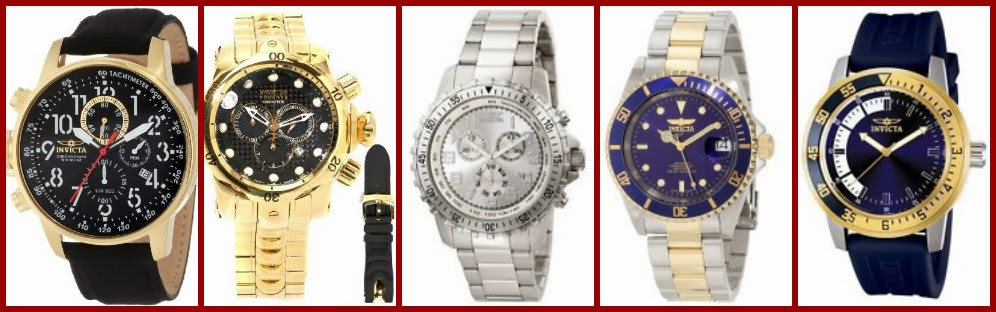Invicta Watches