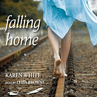 Falling Home book cover