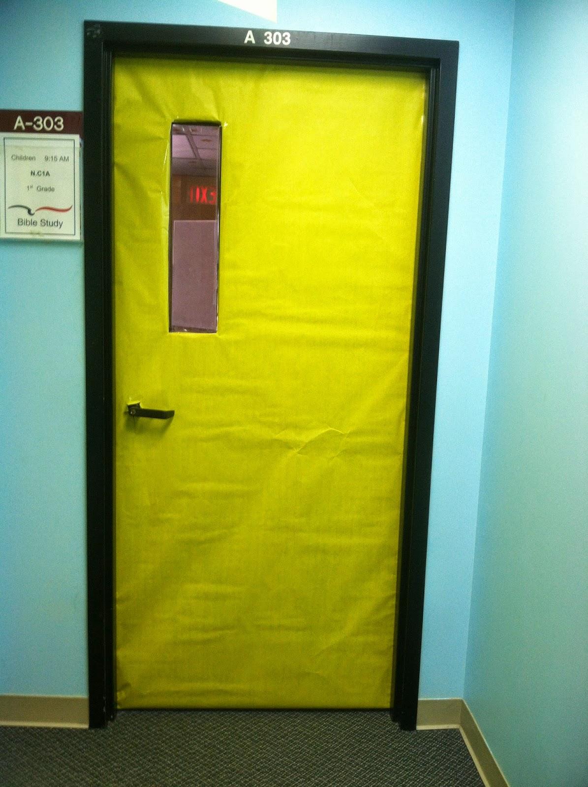 Teachingtidbits And More Best Way To Cover Your Classroom Door