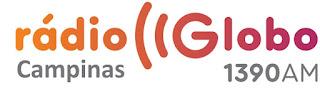 Rádio Globo AM 1390 de Campinas SP
