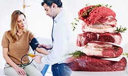 The Link Between Red Meat and Hypertension