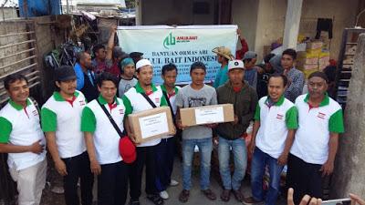 UMAT ISLAM PERLU TAHU! Inilah 5 Ormas Syiah yang Terjun ke Lokasi Gempa Lombok