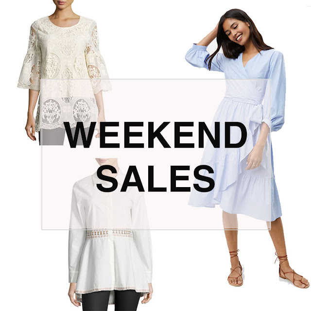 A round-up of the best sales of the weekend!