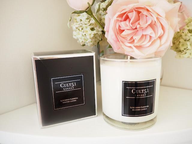 Cult51 Gardenia Candle