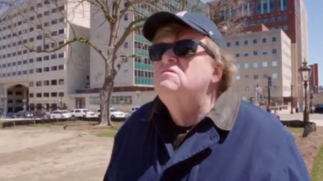 The Michael Moore v Nancy Pelosi war is going to be epic