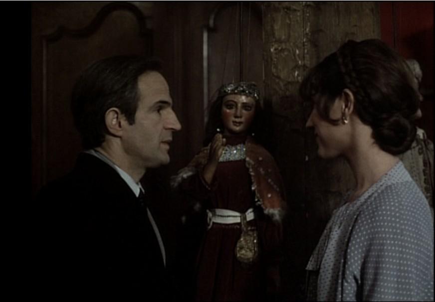 La Chambre Verte Truffaut. Interview Avec Nathalie Baye De A Z Video ...