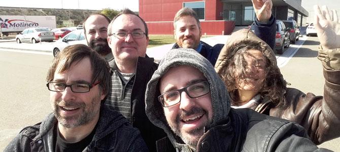 Protos y Tipos 2016 - Caloret uprising