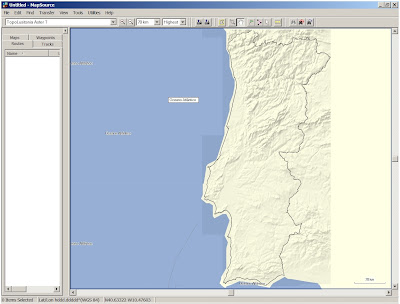 mapa gps portugal TopoLusitania mapa gps portugal