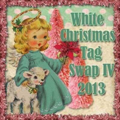 White Christmas Tag Swap 2013