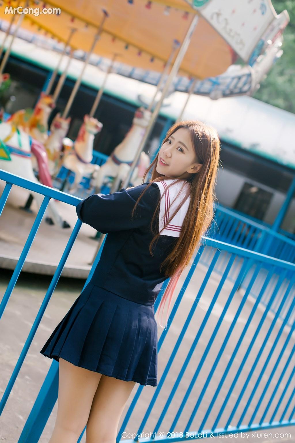 Image Tukmo-Vol.107-Dong-Chen-Li-MrCong.com-009 in post Tukmo Vol.107: Người mẫu Dong Chen Li (董成丽) (43 ảnh)