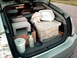 Transporter une ruche en voiture