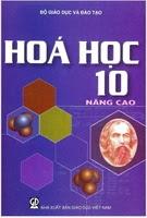 Sách Giáo Khoa Hóa Học Lớp 10 Nâng Cao