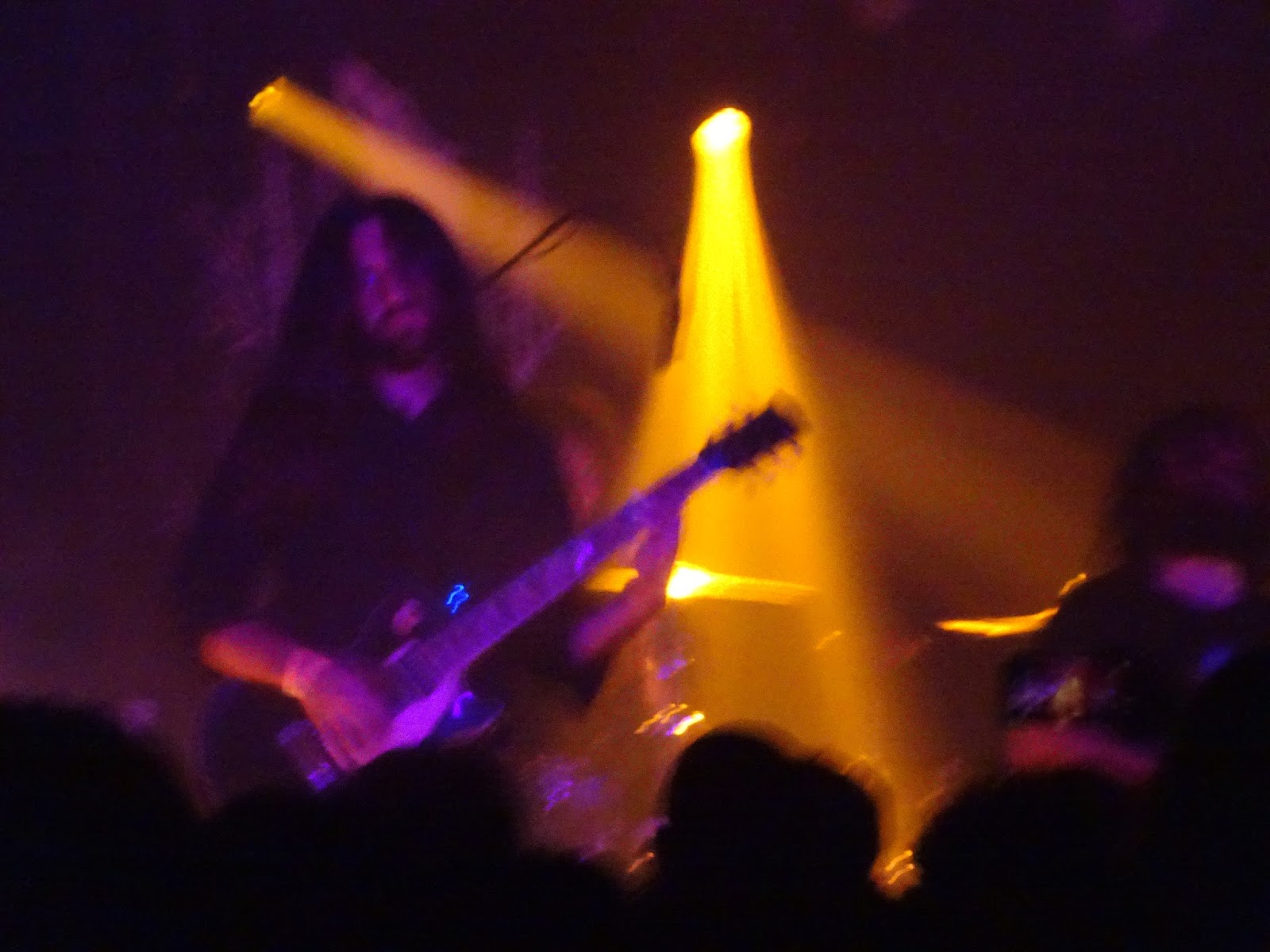 Officially A Yuppie Live Pix Wolves In The Throne Room At Marlin