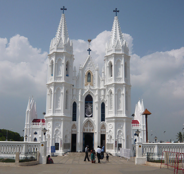 5-Velankanni-Church