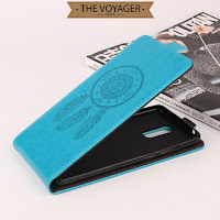 Casing flip case cover lucu unik vintage Huawei Mate 9 Pro leather case keren mewah elegan premium original