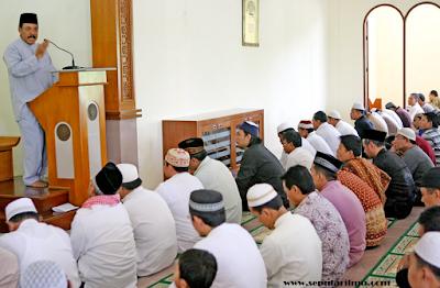 Pengertian Khotbah,  dan Rukun, Sunnah, 6 Syarat  Khotbah Jum'at Beserta Fungsinya Terlengkap