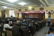 Laporan Pansus LKPJ Bupati di Akhir Tahun 2018, DPRD Sumenep Gelar Rapat Paripurna III