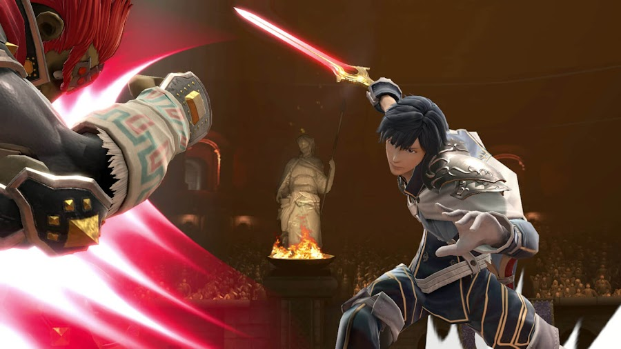 chrom super smash bros ultimate nintendo direct
