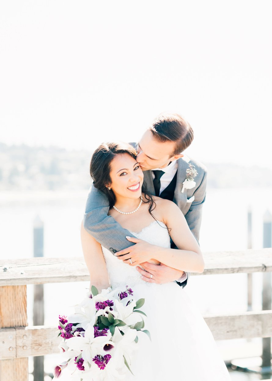 Redondo Beach Photographer | Pier Wedding | Something Minted Photography