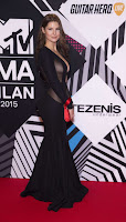 Amanda Cerny – MTV European Music Awards in Milan