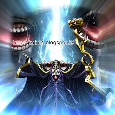 La terza stagione di Overlord inizierà il 10 Luglio.