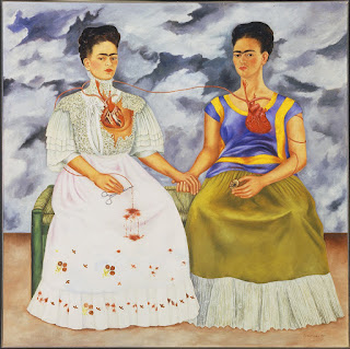 femme féminisme art genre égalité culture bookclub sororité féministe metoo #metoo lifestyle mode blog arty  frida kahlo féminin portrait artiste